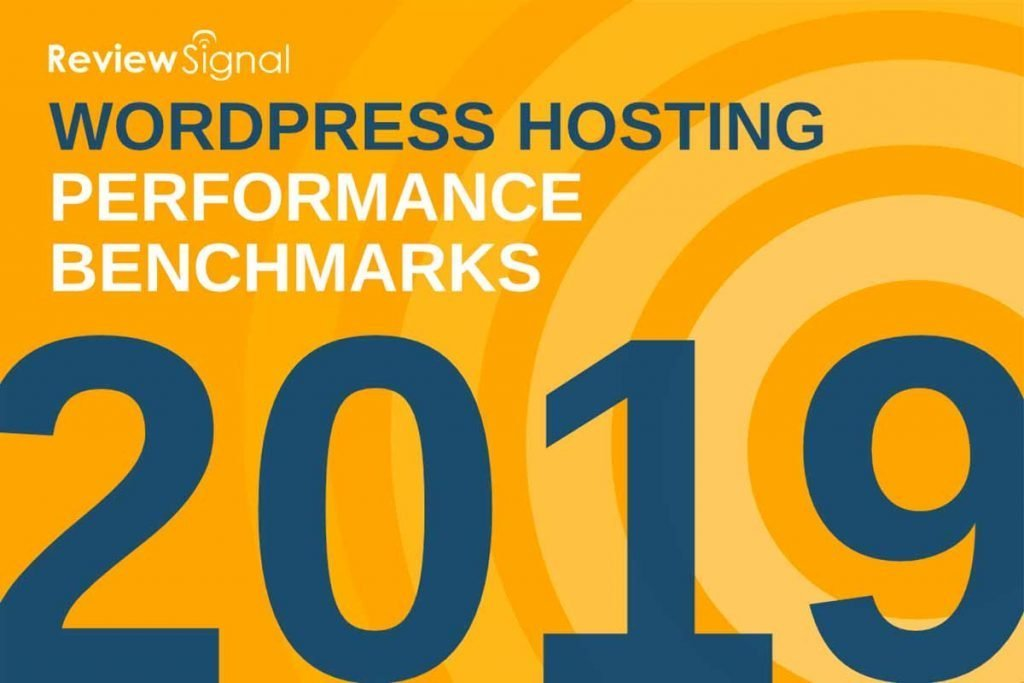 Every year Review Signal does a performance survey of major hosting companies.